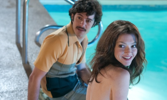 Adam Brody preparing for Movember!