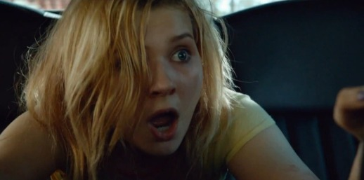 Abigail Breslin as the unsuspecting victim