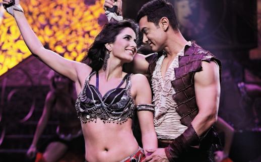 Cirque du Soleil, Bollywood style!