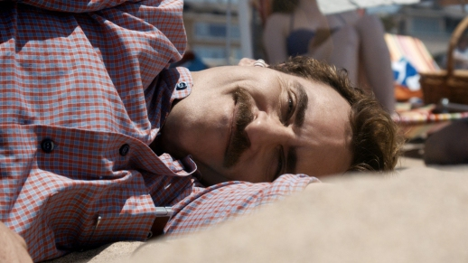 Joaquin Phoenix, a little late for movember!