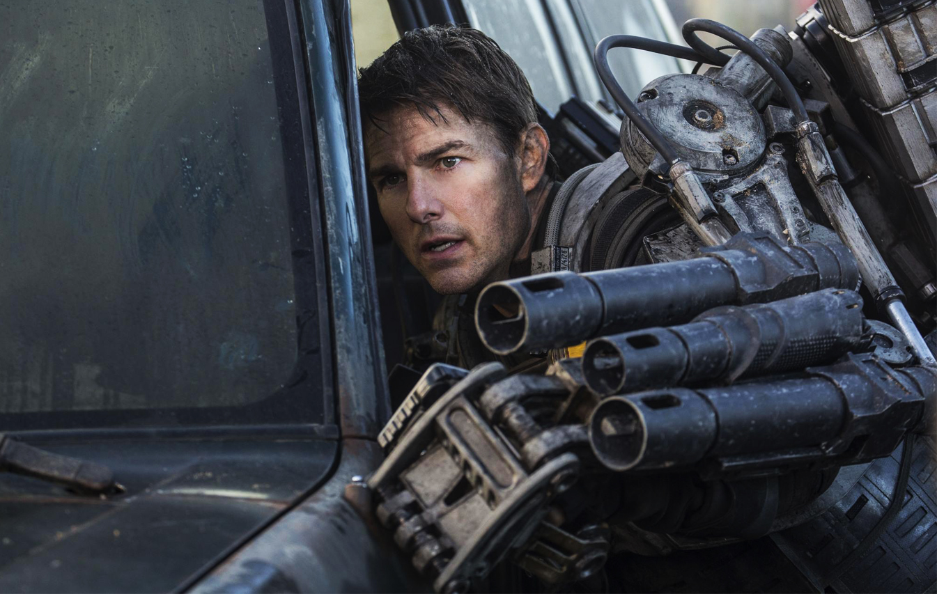 Edge of Tomorrow (2014) | Mr. Movie's Film Blog