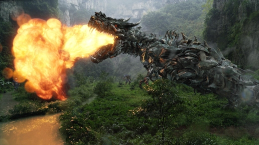 Welcome to Michael Bay's Jurassic Park!