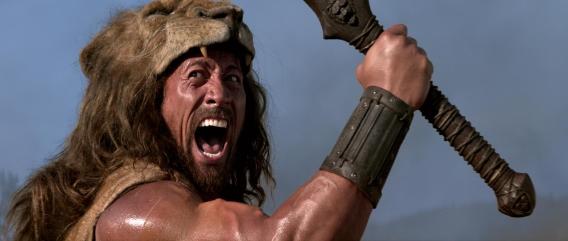 'I ... am ... Hercules!'
