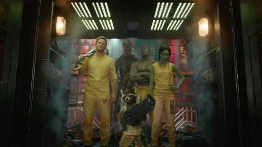 Move over Avengers, and make way for the Guardians of the Galaxy!