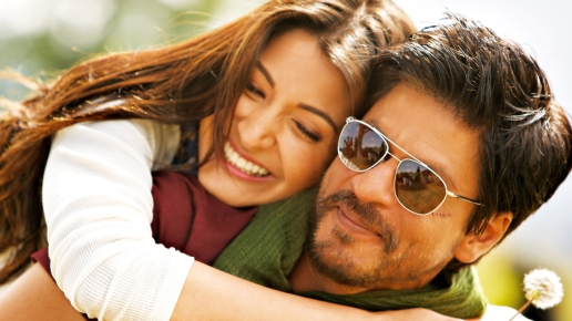Even Shah Rukh Khan can't resist the infectious Anushka Sharma