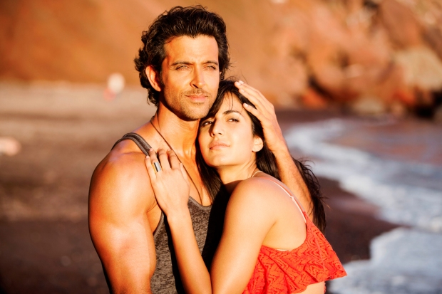 Bollywood's hottest on-screen couple ... Eggjactly!