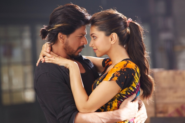For Khan and Padukone, third time's a charm!