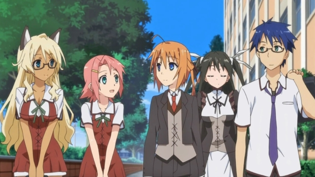 When in doubt ... build a harem!