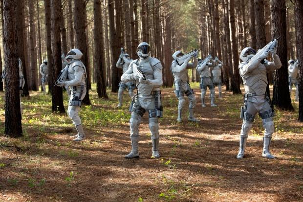 ... Peacekeeper Wars ...