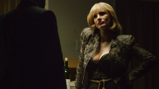 Another titillating performance by Chastain!