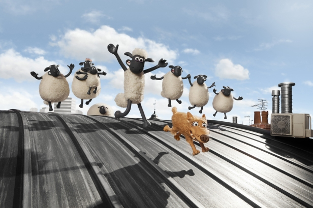 Oh, life's a treat with Shaun the Sheep!