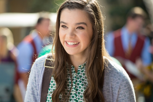Hailee Steinfeld ... a-ca-amped to be joining the Bellas!