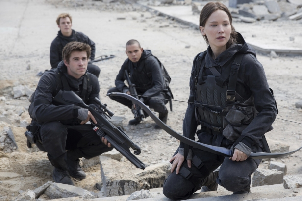 Waiting. It's what Hunger Games fans have been doing for a year ...