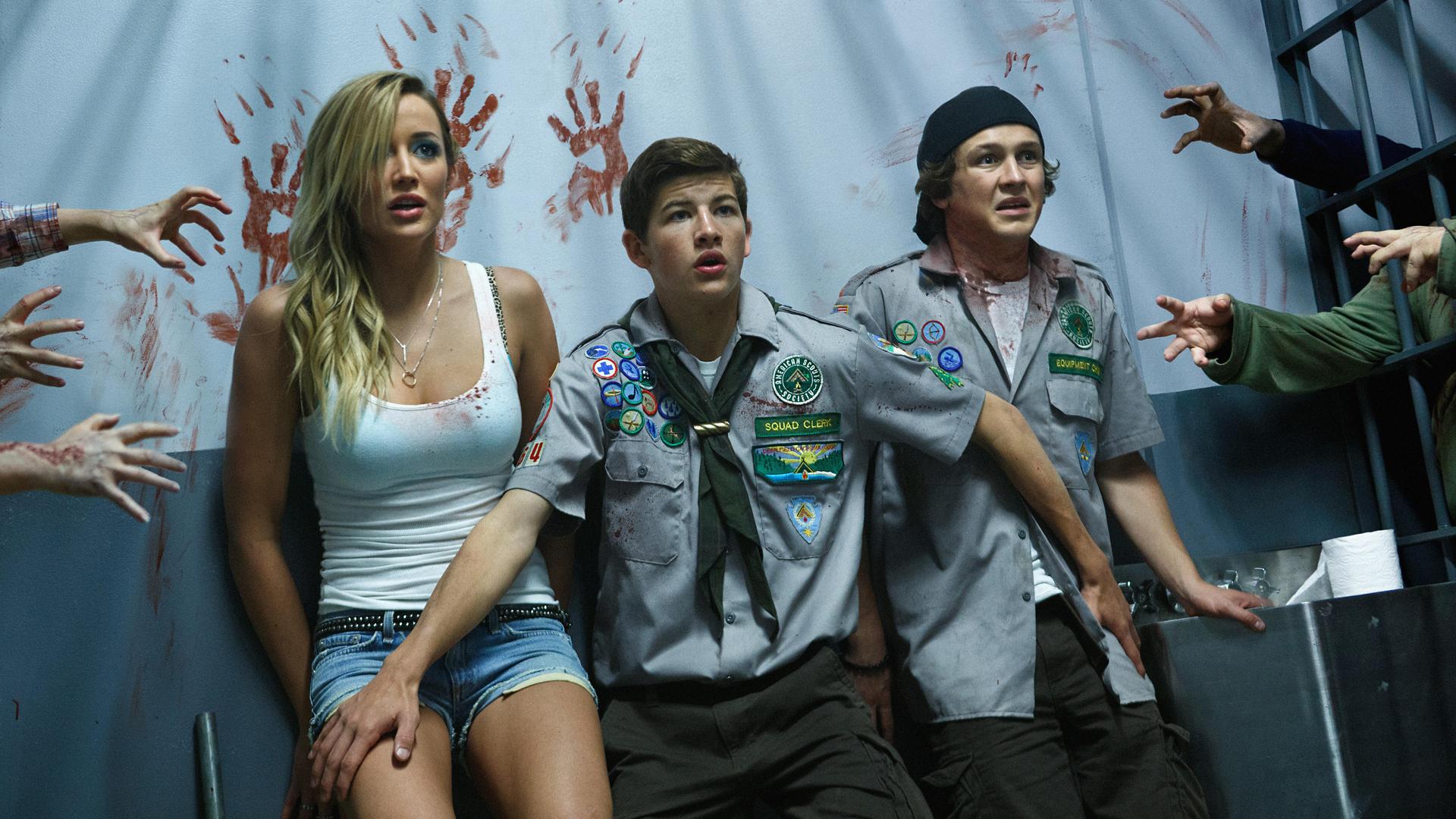 Výsledek obrázku pro Scout guide to the zombie apocalypse ben