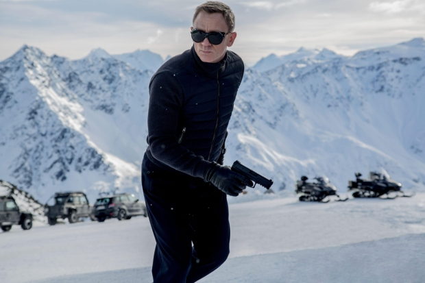 'The name's Craig, Daniel Craig.'