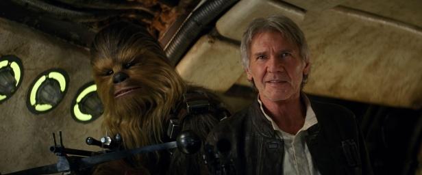 'Chewie, we're old'