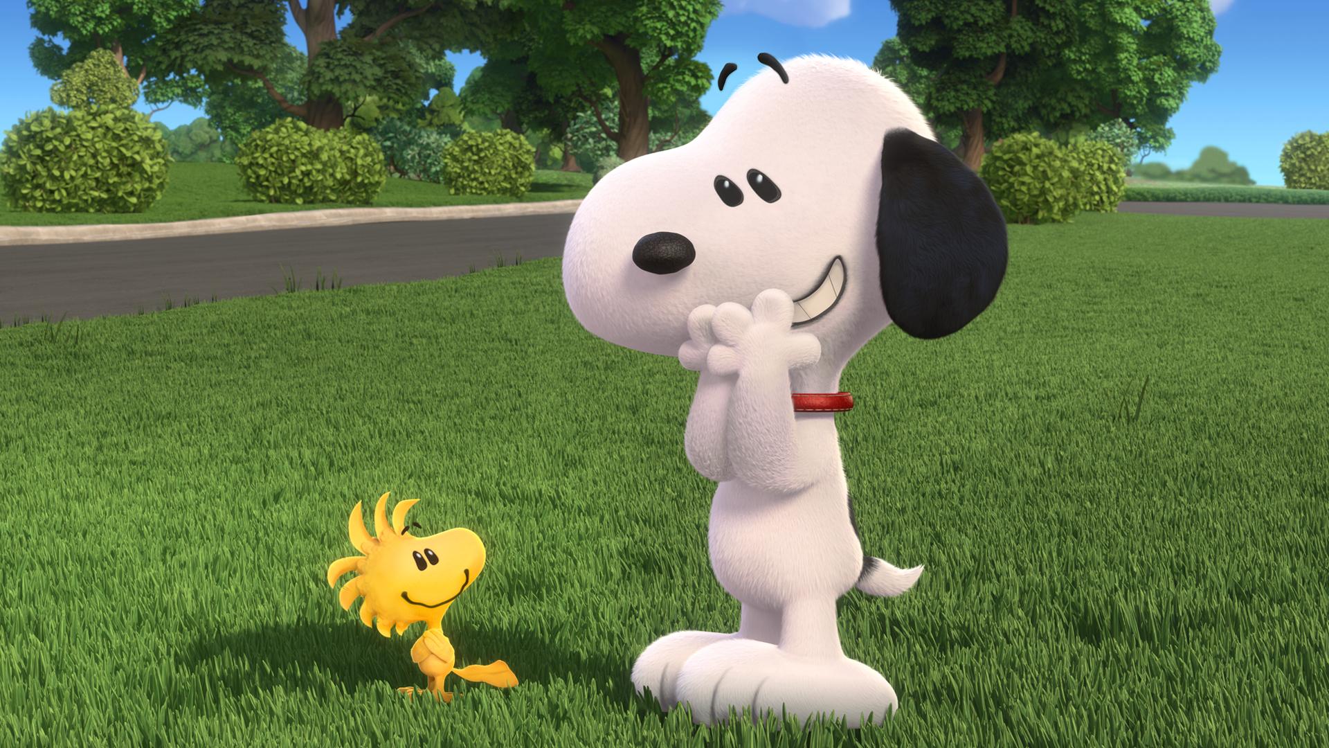 Snoopy Movie 2015 Wallpaper