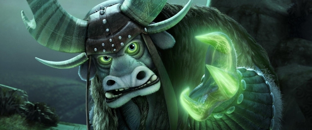 Don't mess with the Yak-uza!