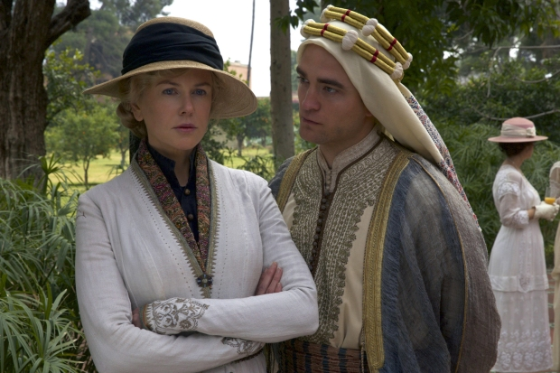 Robert Pattinson is ... The Sultan of Sleaze
