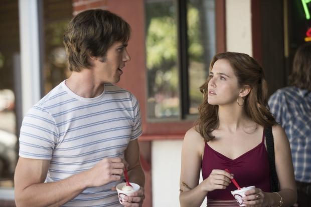 'I'm having gelato fun with you.'