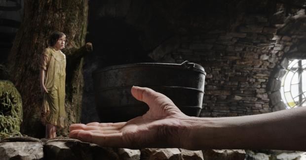 'Need a hand?'