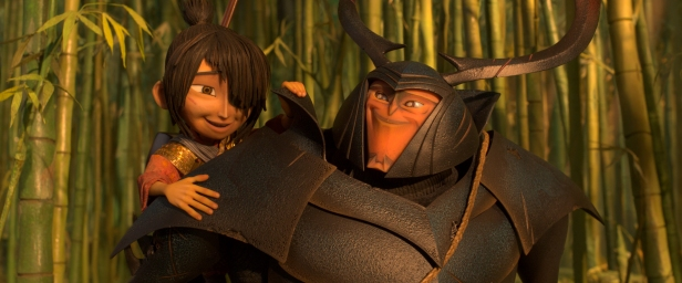 'Let me samurais this for you ...'