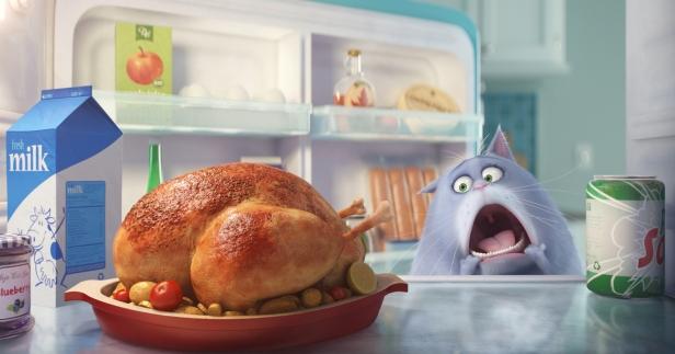 'I feel like chicken tonight ...'