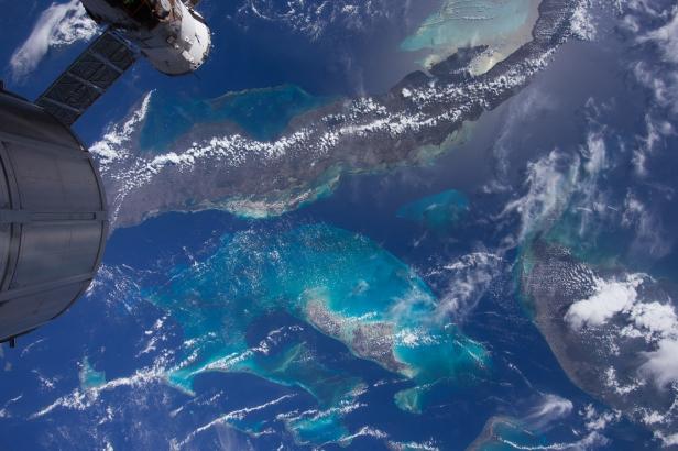 Satellite photos - the Earth's selfie!