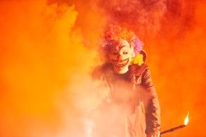 This crazy clown craze has gone beyond a joke!
