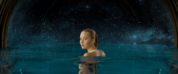 Uh-oh ... J-law's in deep water!