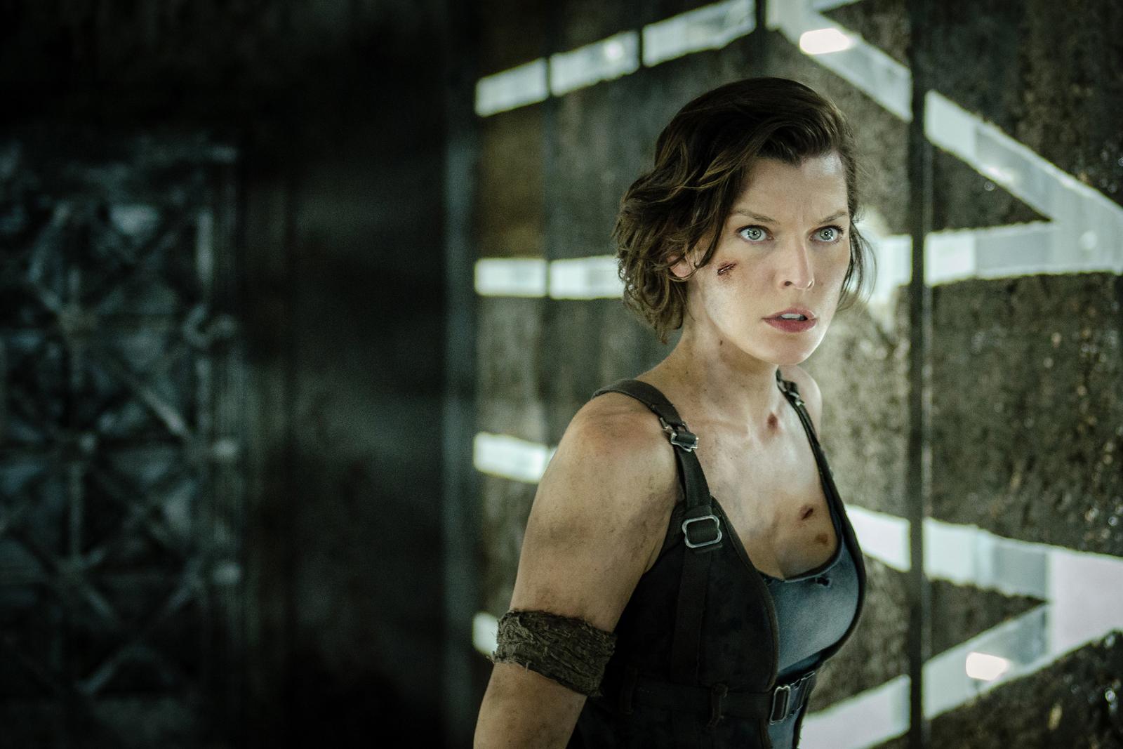 Resident Evil Final Chapter Fan: Resident Evil: The Final Chapter (2016)