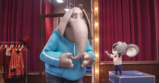 Missus Horton hears a koala