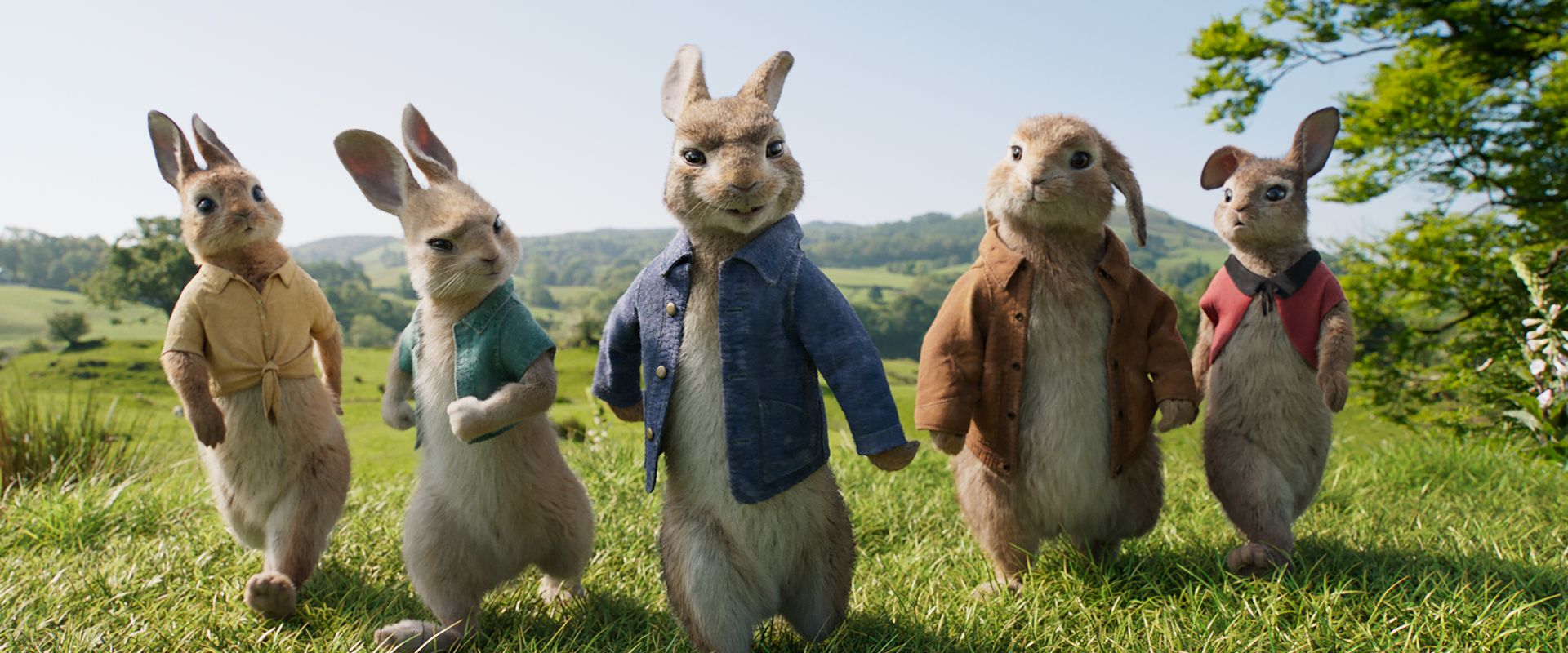 Peter Rabbit 2018 Mr Movie S Film Blog