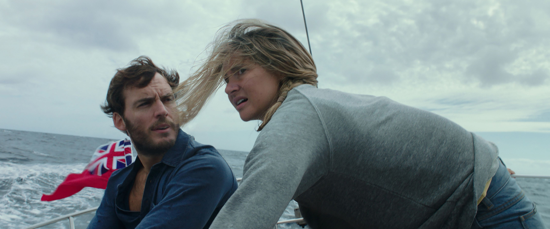 Adrift 2018 Mr Movie S Film Blog